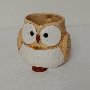 Vintage Midcentury Owl Mug